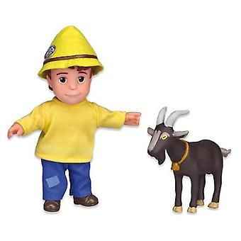 Famosa Pedro And The Goat (Babies and Children , Toys , Preschool , Playsets , Dolls)