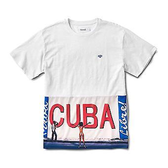Remera de Cuba diamante fuente de Co