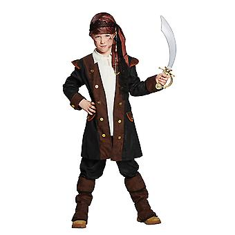 Piratenjunge child costume boy pirate Carnival