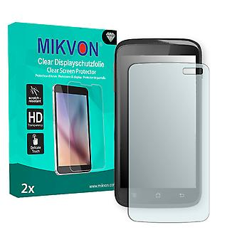 Archos 40 Titanium Screen Protector - Mikvon Clear (Retail Package with accessories)