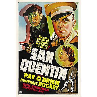San Quentin Movie Poster (11 x 17)