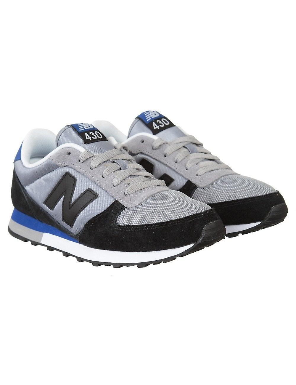 New Balance U430 Skg chaussures - noir/gris/bleu