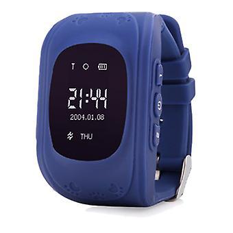 GPS Smartwatch lapset-dark Blue