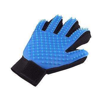 Borstel handschoen voor huisdieren-verwijderen losse bont en bacteriën
