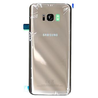 Samsung Galaxy S8 Plus SM-G955 Back Cover - Gold