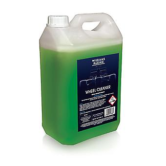 Williams Racing 5 Litre Heavy Duty Non-Acidic Wheel Cleaner