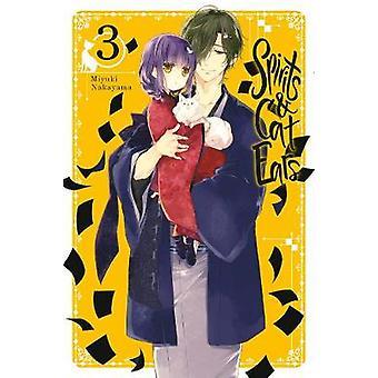 Geister & Katzenohren - Vol. 3 von Miyuki Nakayama - 9780316470582 Buch