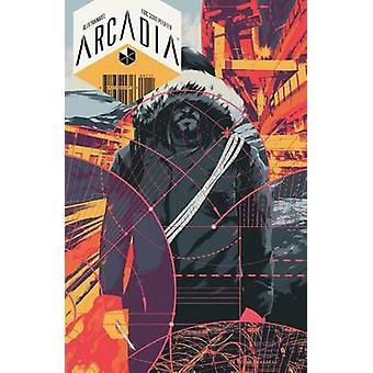 Arcadia by Alex Paknadel - Eric Scott Pfeiffer - 9781608868230 Book