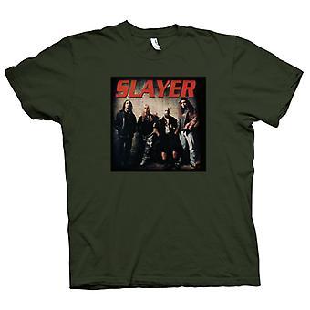 Mens T-shirt - Slayer - Heavy Metal Band