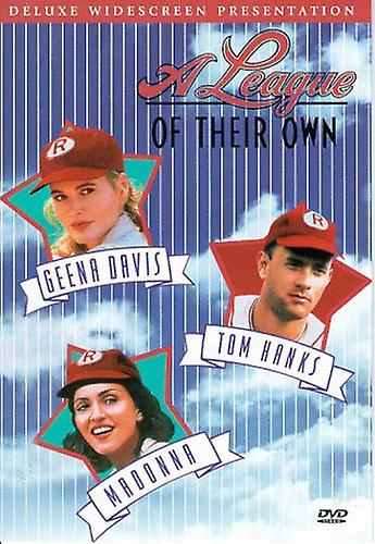 League of Their Own [DVD] USA import