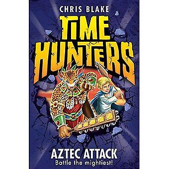 Aztec Attack (tid jägare, bokar 12)
