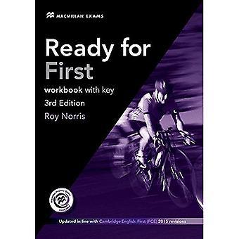 Prêt pour le classeur de la FCE (+ clé) + Audio CD Pack