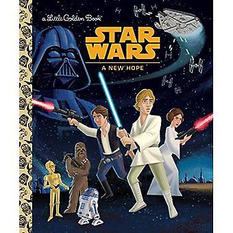 Star Wars: A New Hope (Little Golden Book)