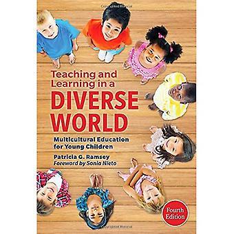 Enseigner et apprendre dans un monde diversifié: enseignement multiculturel pour les jeunes enfants (Early Childhood Education...