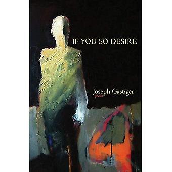 If You So Desire