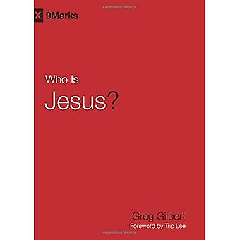 Who Is Jesus? (9Marks)
