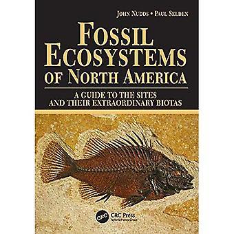 Los ecosistemas fósiles de América del norte: una guía a los sitios y sus Biotas extraordinarias