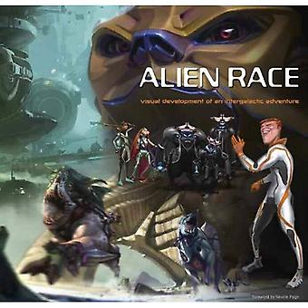 Razza aliena: Sviluppo visivo di un'avventura intergalattica
