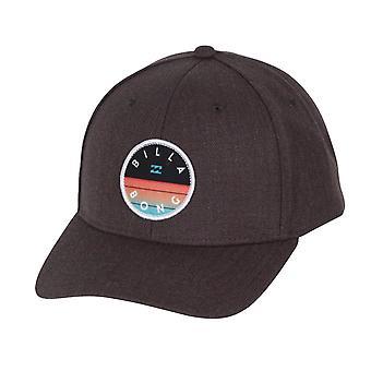 Billabong Men's Snapback Cap ~ Theme grey