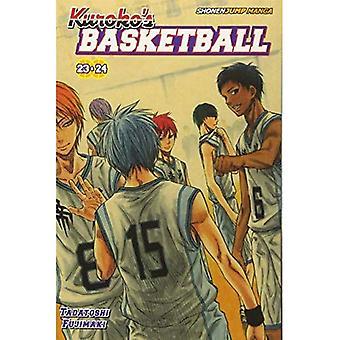 Koszykówka Kuroko (テツヤ 's) (wydanie 2-w-1), Vol. 12: obejmuje vols. 23 & 24 (Kuroko (テツヤ) 's Basketball)