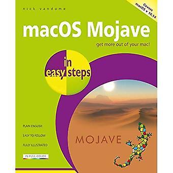 macOS Mojave in easy steps: Covers v 10.14 (In Easy Steps)