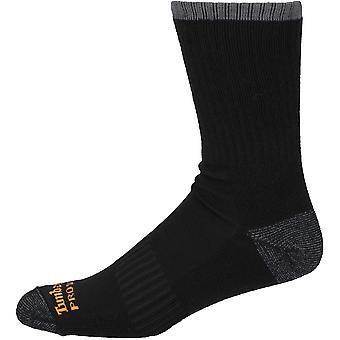 Timberland Mens Wool Lightweight Rugged Workwear Socks