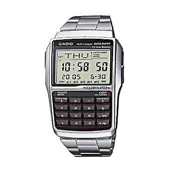 Casio digital watch with stainless steel band DBC-32D-1AES