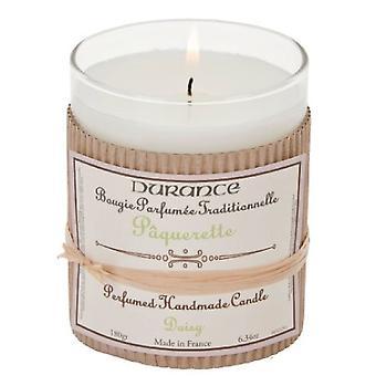 De Durance Provenza mano hecha a mano vela perfumada - Margarita