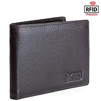 Wallet man in genuine leather 201308 Lois