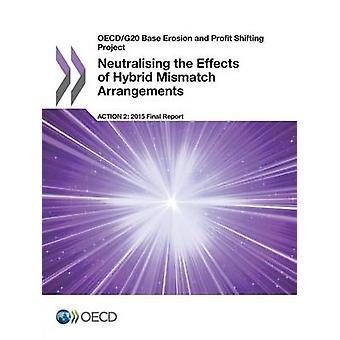 OECDG20 Basere Erosion og Profit Shifting projekt neutralisere virkningerne af Hybrid uoverensstemmelse ordninger aktion 2 2015 endelige rapport af OECD