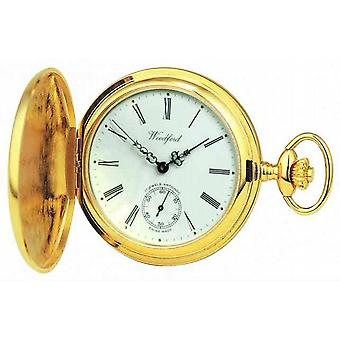 Woodford Hunter Pocketwatch 1016 Watch