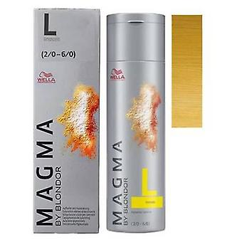 Wella Professionals Magma Discoloration with Color / Limoncello 120 gr