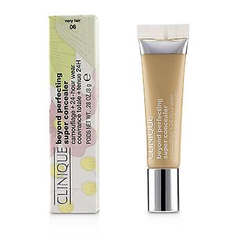 Clinique Beyond Perfecting Super Concealer Camouflage + 24 Hour Wear - # 06 Very Fair - 8g/0.28oz