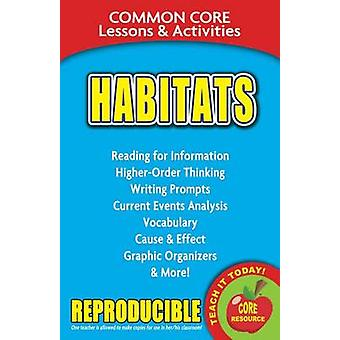 Habitats - Common Core Lessons & Activities by Carole Marsh - 97806351