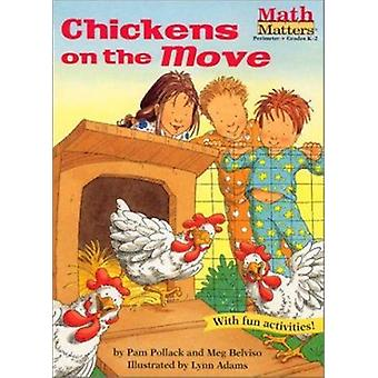 Chickens on the Move Book