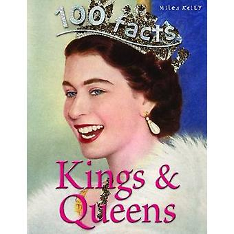 100 fakta Kings & Queens av Fiona MacDonald-9781782093732 bok