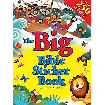 The Big Bible Sticker Book by Jan Godfrey - 9781860249785 Book