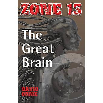 Das große Gehirn durch David Orme