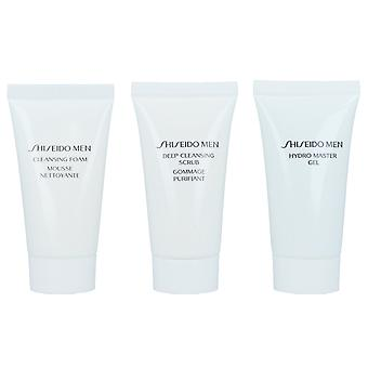 Shiseido homens Starter Kit Set 3 PZ para mulheres