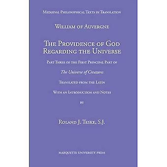 Försyn Gud angående universum (Vediaeval filosofiska texter i översättning)