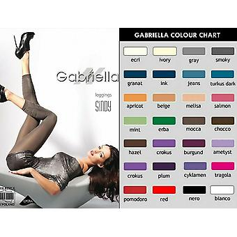 Gabriella Hosiery Sindy 60 Den Short Leggings [135]