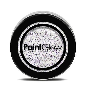 PaintGlow Glitter Shaker Colour White