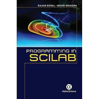Programming in SCILAB