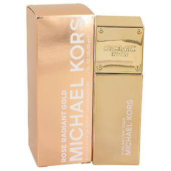 Michael Kors Rose Radiant Gold by Michael Kors Eau De Parfum Spray 1.7 oz / 50 ml (Women)