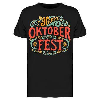 Happy Oktoberfest Tee Men-apos;s -Image par Shutterstock