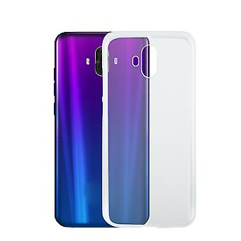 Bakeey transparent ultra-thin hard pc protective case for leagoo s10