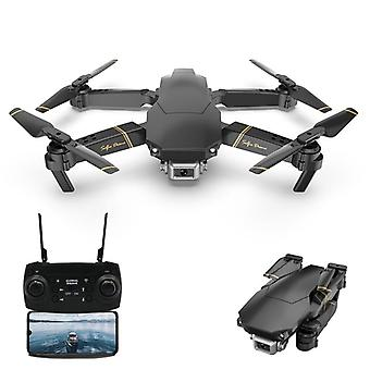 Gd89 wifi fpv with 0.3mp hd camera 15 minutes flight time high hold mode foldable arm rc quadcopter drone