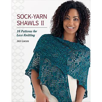 Martingale & Company-Sock-Yarn Shawls II MG-84766