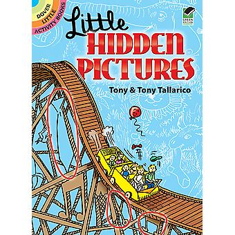 Dover Publications Little Hidden Pictures Book Dov 46581