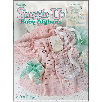 Leisure Arts Snuggle Up Baby Afghans La 3205